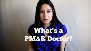 What's a PMR doctor