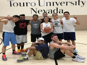 fall 2015 intramural bball champions